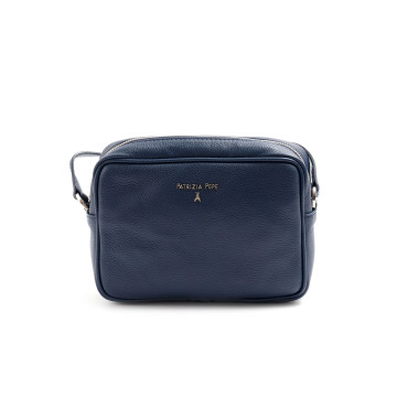 crossbody bags woman patrizia pepe 2v8985 a4u8c475 dress blue 7351
