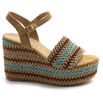sandalen damen fiorina  s144481 gulty acqua 7371