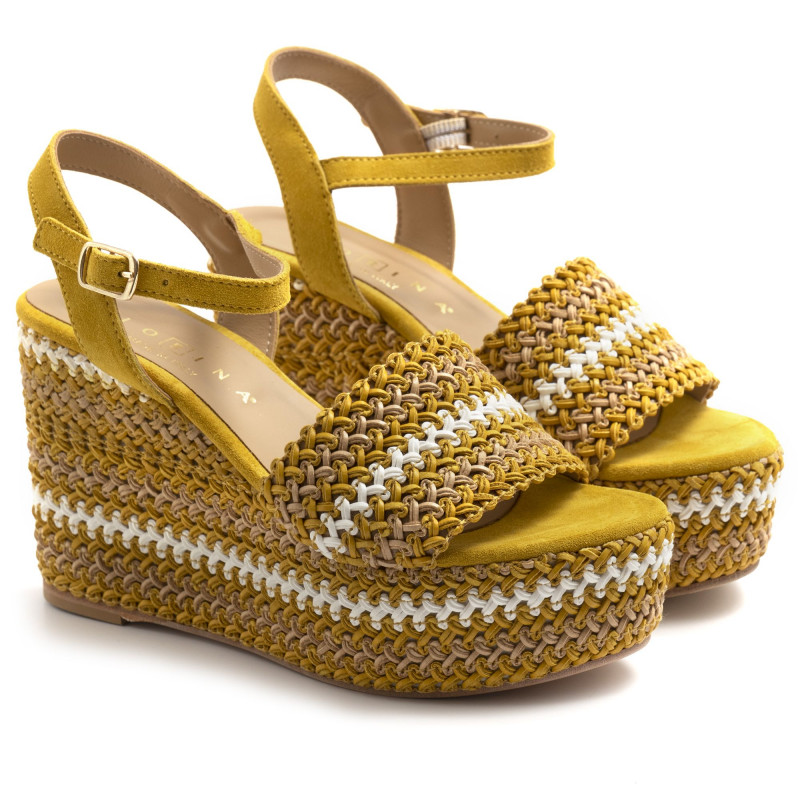 sandals woman fiorina  s144481 gulty giallo 7370