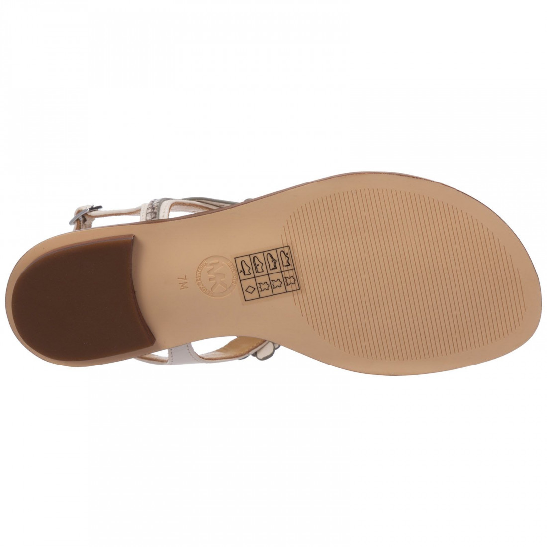 sandals woman michael kors 40s0flfa4l289 7375