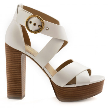 sandals woman michael kors 40s0lehs1l085 6786