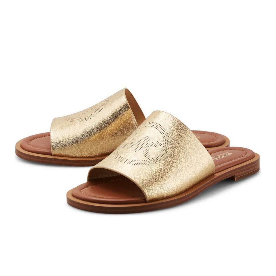 sandals woman michael kors 40s0lefp1m740 7376