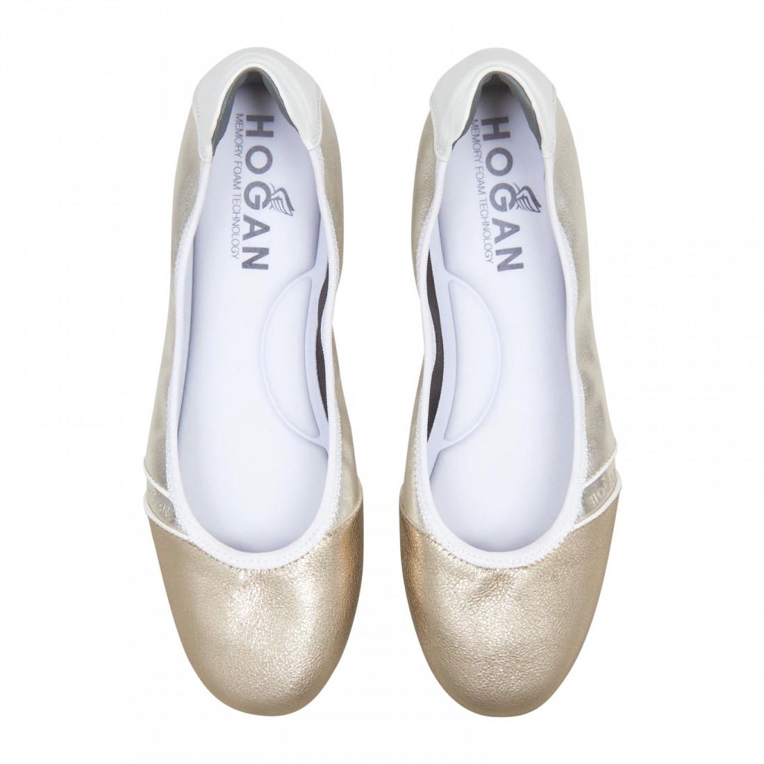 ballerinas damen hogan hxw5110cp80nl50qcg 6696