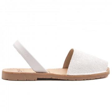 sandalen damen ria menorca 21224glitter c24 7393