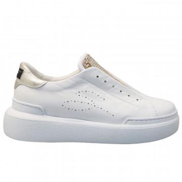 sneakers woman tosca blu rodi ss2024s466 bianco 7395