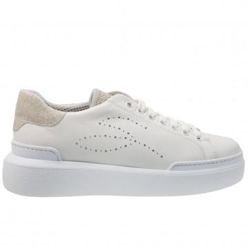 sneakers woman tosca blu rodi ss2024s467 bianco 7397