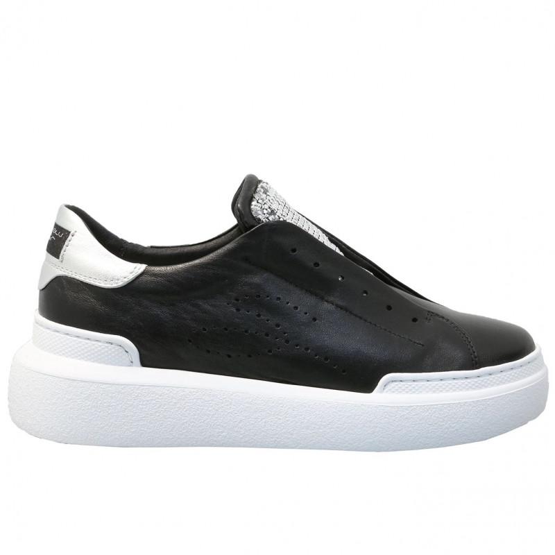 sneakers woman tosca blu rodi ss2024s466 nero 7396