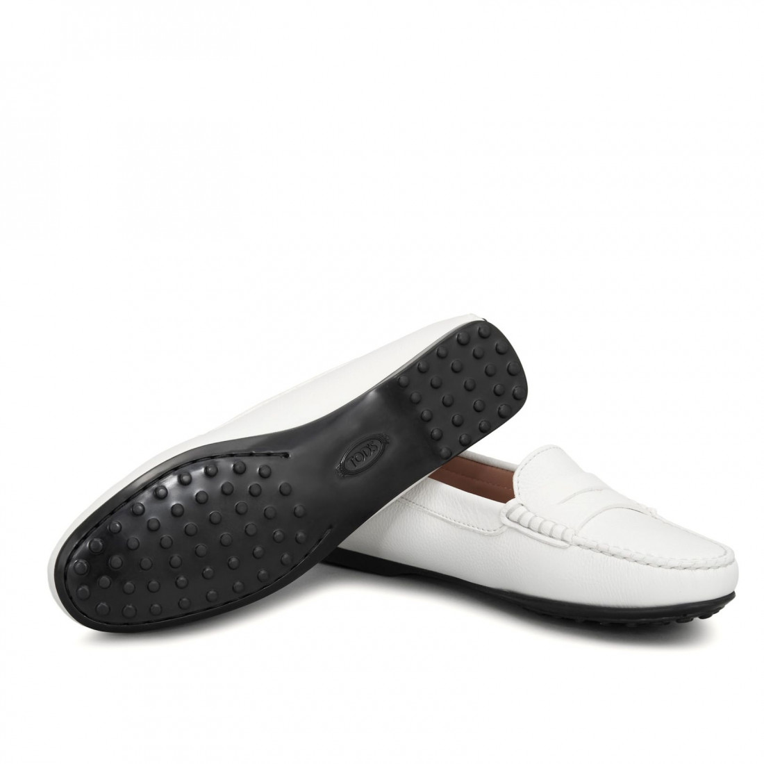 loafers woman tods xxw0lu000105j1b015 4242