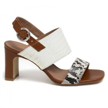 sandals woman janet  janet 45352idasreademetra 704 7145