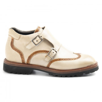 slip on woman brecos 9026capri osso 6260