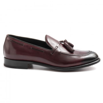 loafers man cangiano nic31bordeaux 6324