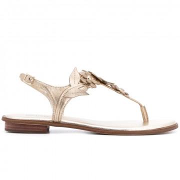 sandalen damen michael kors 40s0flfa2m740 7305