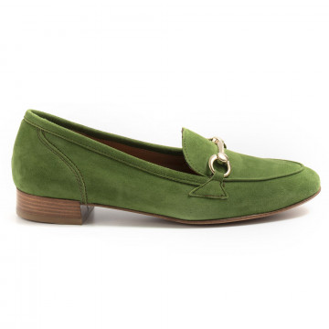 loafers woman calpierre dl214 jrucola cuoio 7419