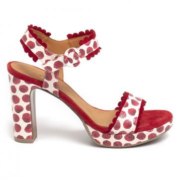 sandalen damen audley 21528tiger 7280