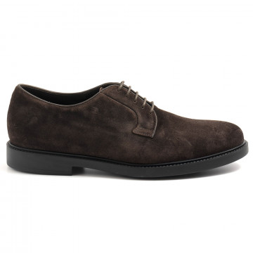 lace up man fratelli rossetti 45640pl02823 dublin cacao 7432