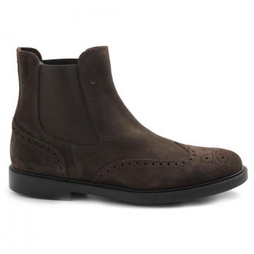 booties man fratelli rossetti 44950pl02823 dublin cacao 7467