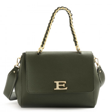 handbags woman ermanno scervino 1034eba verde 7477