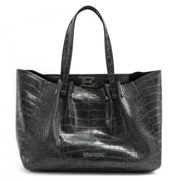 handtaschen damen ermanno scervino 1058giovanna grigio 7505