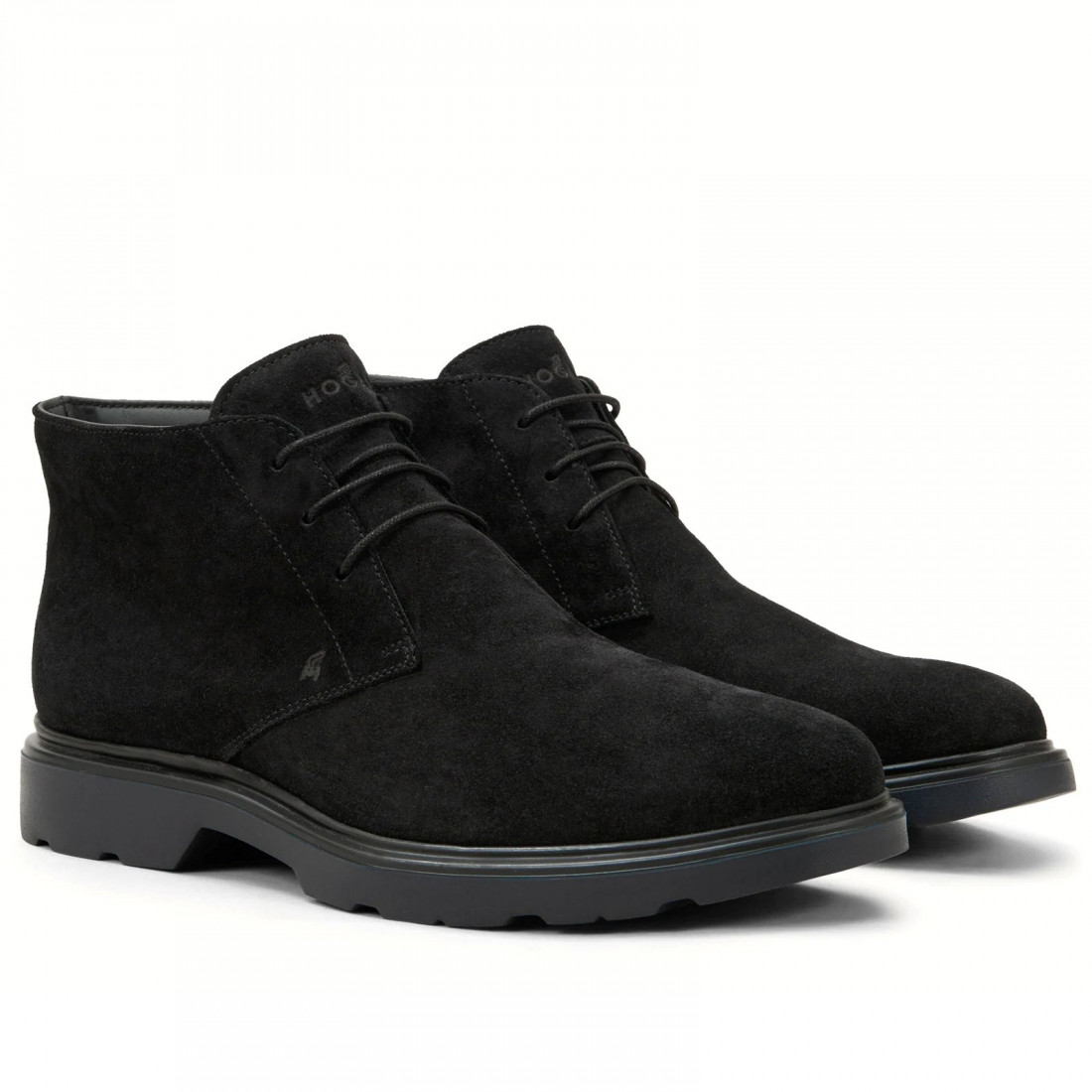 lace up ankle boots man hogan hxm3930w352hg0b999 7541