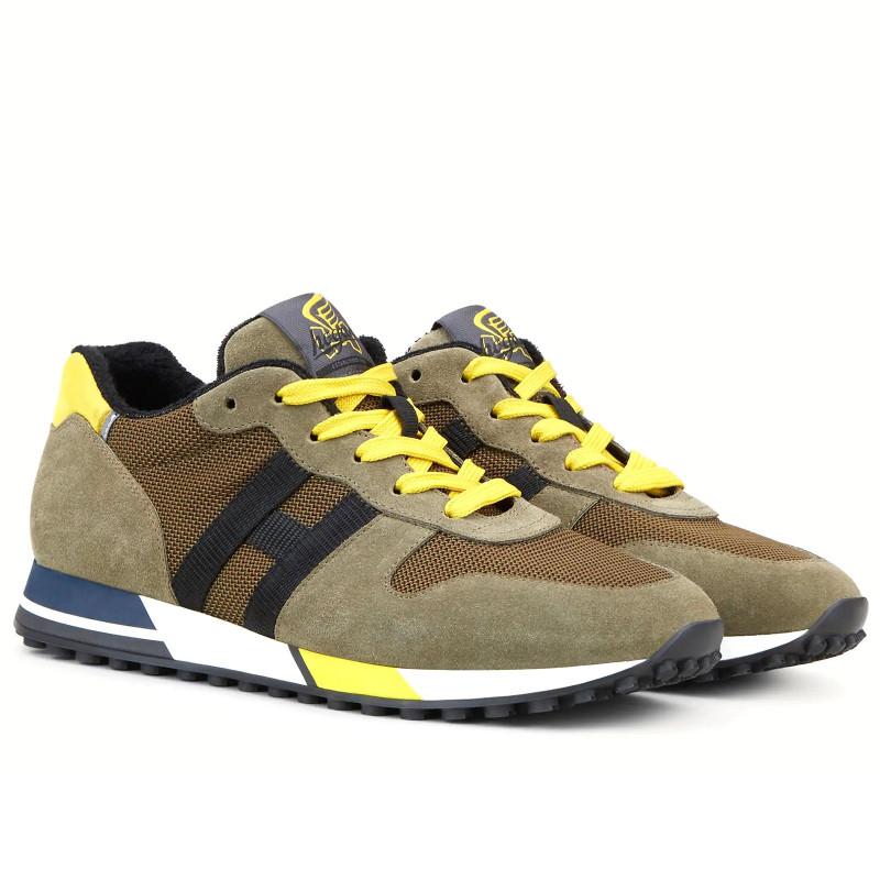 sneakers man hogan hxm3830an51omy830z 7542