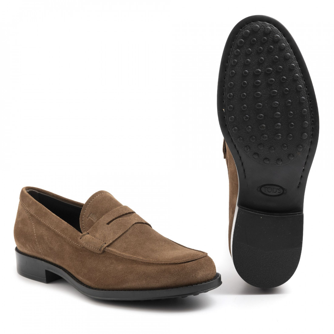 loafers man tods xxm0ud00640re0s818 6303
