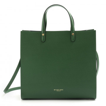 handtaschen damen my best bags myb6015verde 7571