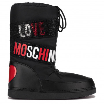 boots woman love moschino ja24042g1biu100b 7535