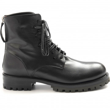 military boots woman halmanera manon 26baron nero 4993