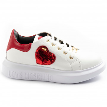 sneakers woman love moschino ja15474gobja410a 7624