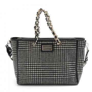handbags woman ermanno scervino 1084ilenia nero 7652