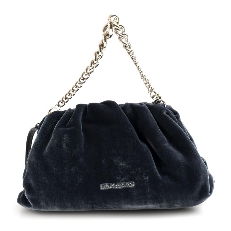 handtaschen damen ermanno scervino 1121ilaria grigio 7655