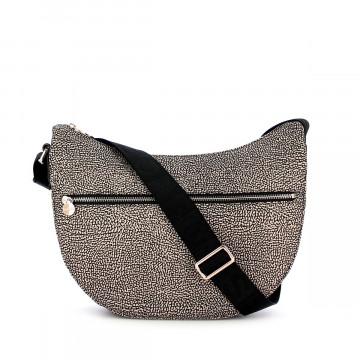 shoulder bags woman borbonese 934108i15x11 7643