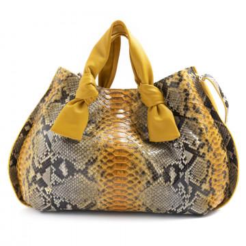 handtaschen damen ghibli 4908765 giallo 7678