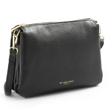 clutches woman my best bags myb6057nero 7590