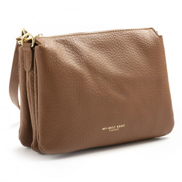 clutches woman my best bags myb6057cuoio 7588