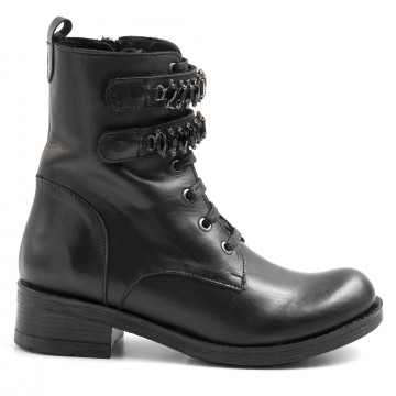 military boots woman nh24 rt2281vit nero 6470