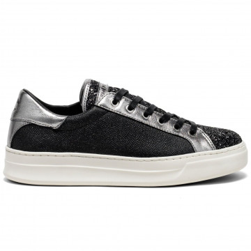sneakers woman crime london 2580932 dark grey 7727