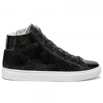 sneakers woman crime london 2566620 black 7730