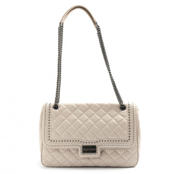 shoulder bags woman ermanno scervino 1099ivy crema 7734