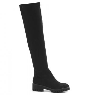 stiefel  boots damen sangiorgio aquiliacervo nero 7735