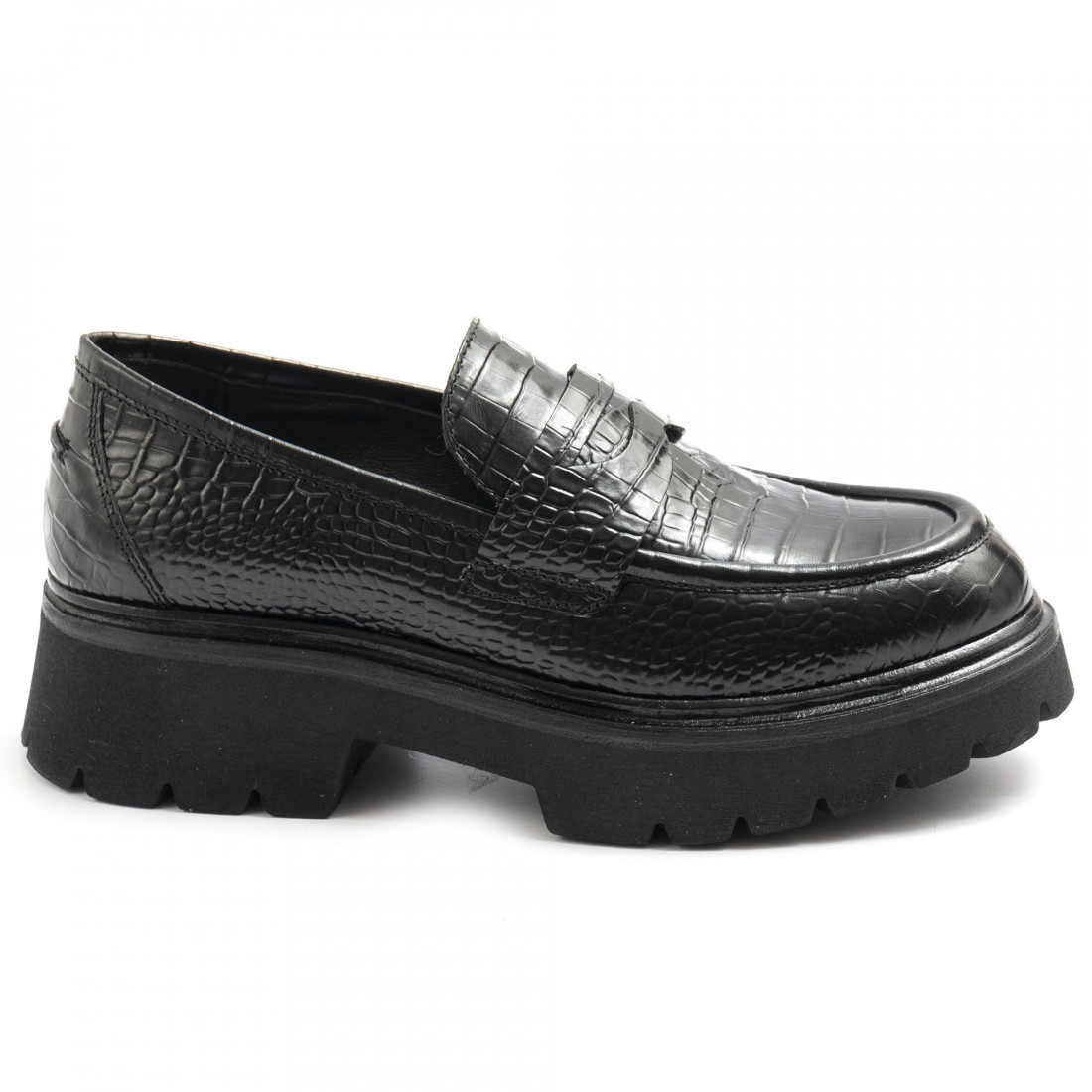 loafers woman janet  janet 467575astro nero 287 7744