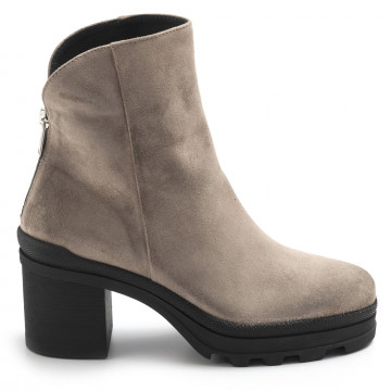 booties woman janet  janet 46800tortora 531 7770