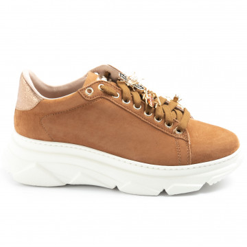 sneakers woman stokton 857dcipro cuoio 7640