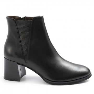 booties woman calpierre dt575virap nero 7617