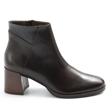 booties woman calpierre dt577virap ebano 7618