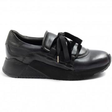 sneakers woman calpierre d446vises blu navy 7737