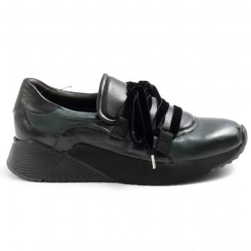sneakers damen calpierre d446vises bosco 7701