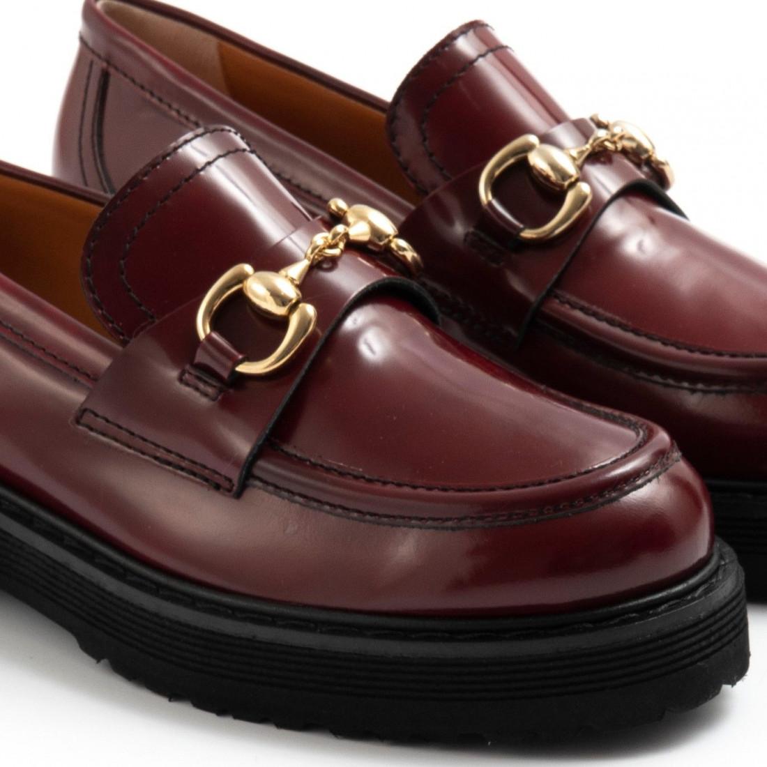 loafers woman alfredo giantin 6846dover ciliegio 7816