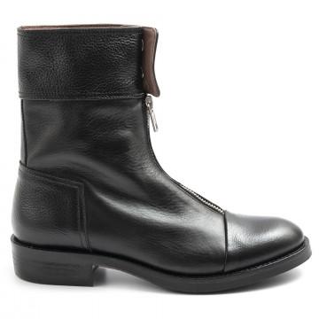 booties woman le bohemien k75 2nero 7823