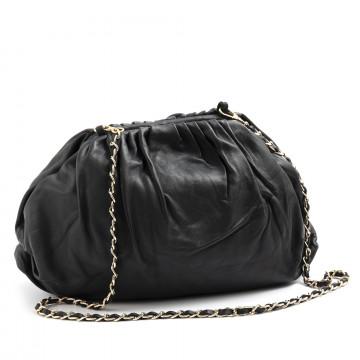 unterarmtasche damen my best bags myb6017nero 7835